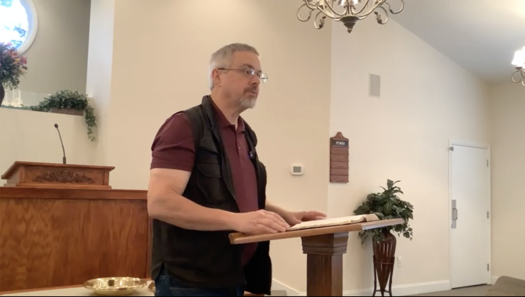 The Book of Mark – Week 11