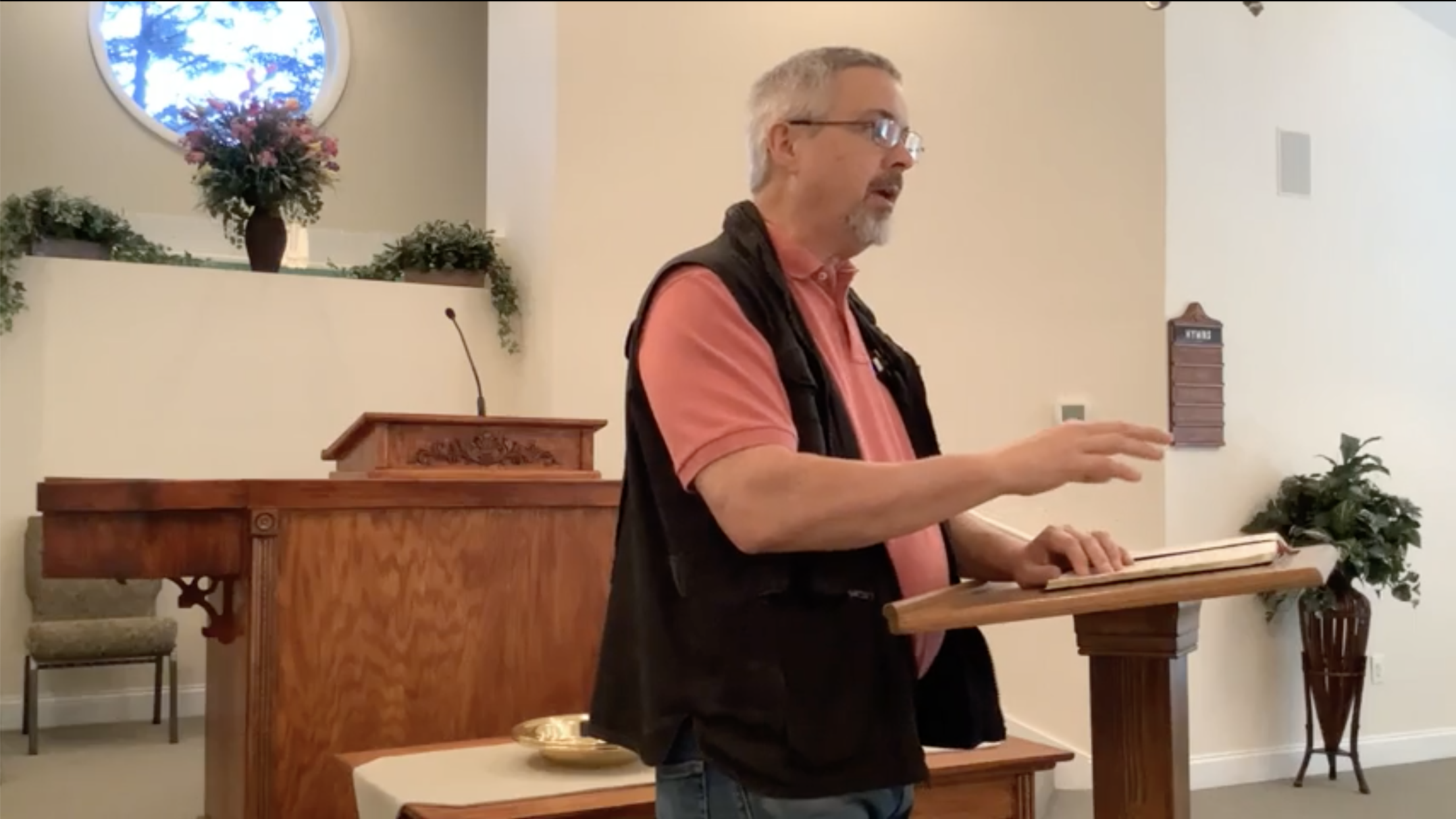 The Book of Mark – Week 12