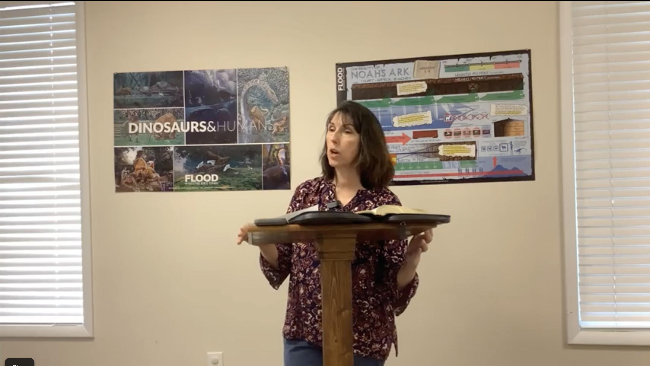 Ladies Bible Class June 5, 2021